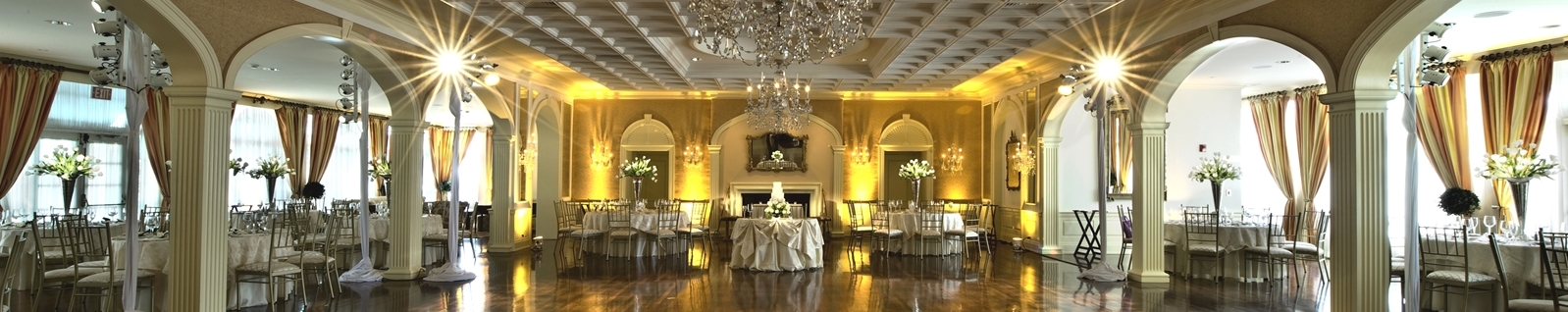 Weyhill guest house wedding